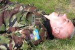 Украинские боевики бросили раненых на поле боя под Мариуполем