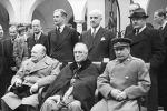 Ялтинская конференция 1945 года — последний формальный раздел мира