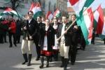 Закарпатские венгры довели до истерики правосеков.