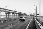 Украина пожаловалась на неожиданно большие убытки от Крымского моста.